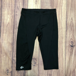 Primary Photo - BRAND:  CHASSÉ PREFORMANCESTYLE: ATHLETIC CAPRIS COLOR: BLACK SIZE: M OTHER INFO: CHASSE - SKU: 178-178102-55380