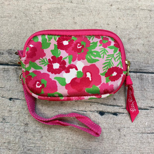 Primary Photo - BRAND: LILLY PULITZER STYLE: WRISTLET COLOR: FLORAL SIZE: S OTHER INFO: PINK/WHITE/GREEN SKU: 178-178213-379