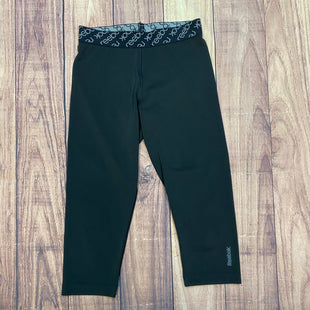 Primary Photo - BRAND: REEBOK STYLE: ATHLETIC CAPRIS COLOR: BLACK SIZE: S SKU: 178-178212-1934