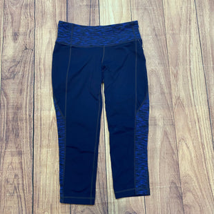 Primary Photo - BRAND: ATHLETA STYLE: ATHLETIC CAPRIS COLOR: NAVY SIZE: S SKU: 178-178212-2225