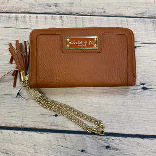 Primary Photo - BRAND: OLIVIA AND JOY STYLE: WALLET COLOR: BROWN SIZE: MEDIUM SKU: 178-178212-2638