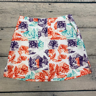 Primary Photo - BRAND: LADY HAGEN STYLE: ATHLETIC SKIRT SKORT COLOR: FLORAL SIZE: S OTHER INFO: SIZE 4-WHITE/ORANGE/PURPLE/MINT SKU: 178-178102-57369