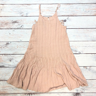 Primary Photo - BRAND: FREE PEOPLE STYLE: DRESS LONG SLEEVELESS COLOR: MAUVE SIZE: M SKU: 178-178203-4123