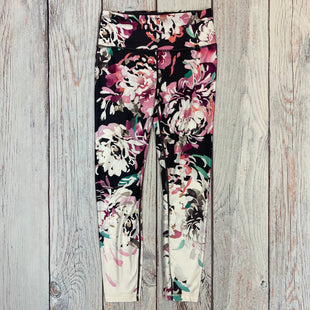 Primary Photo - BRAND: ATHLETA STYLE: ATHLETIC PANTS COLOR: FLOWERED SIZE: S OTHER INFO: CHARCOAL/PINK/PURPLE/GREEN/PEACH SKU: 178-178212-3172