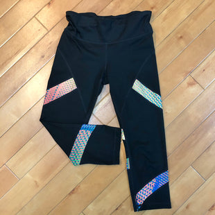 Primary Photo - BRAND: GAPFIT STYLE: ATHLETIC CAPRIS COLOR: BLACK SIZE: XS SKU: 178-178166-3408