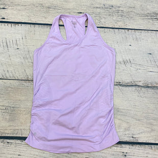 Primary Photo - BRAND: ATHLETA STYLE: ATHLETIC TANK TOP COLOR: LAVENDER SIZE: S SKU: 178-178102-63188