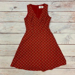 Primary Photo - BRAND:    CLOTHES MENTOR STYLE: DRESS SHORT SLEEVELESS COLOR: RED SIZE: S OTHER INFO: RUBY BELLE - SZ 4 GIRAFFES SKU: 178-178212-6263