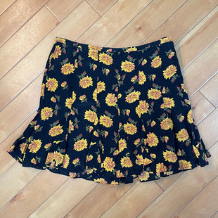 Primary Photo - BRAND: VERONICA BEARDSTYLE: SKIRT COLOR: BLACK SIZE: 4 OTHER INFO: GOLD/PINK FLORAL SKU: 178-178168-9195