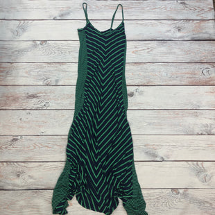 Primary Photo - BRAND: PEULLASTYLE: DRESS LONG SLEEVELESS COLOR: STRIPED SIZE: M OTHER INFO: - NAVY/GREEN SKU: 178-178102-63234