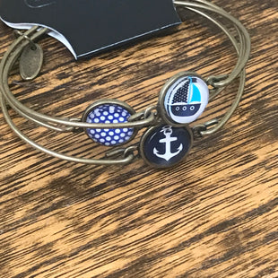 Primary Photo - BRAND: BEIJOSTYLE: BRACELETCOLOR: BRONZEOTHER INFO: NAUTICAL/POLKADOTSKU: 178-178114-11455