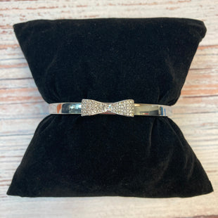 Primary Photo - BRAND: KATE SPADE STYLE: BRACELET COLOR: SILVER OTHER INFO: BOW W/ CRYSTALS SKU: 178-178102-59061