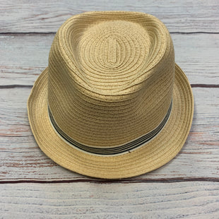 Primary Photo - BRAND:    CREW CUTS  STYLE: HAT COLOR: STRAW OTHER INFO: CREW CUTS  - NEW! STRIPED RIBBON SKU: 178-178199-744