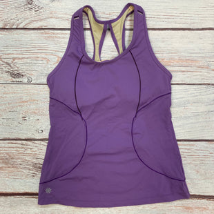 Primary Photo - BRAND: ATHLETA STYLE: ATHLETIC TANK TOP COLOR: PURPLE SIZE: S SKU: 178-178203-4318