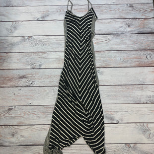 Primary Photo - BRAND: PUELLASTYLE: DRESS LONG SLEEVELESS COLOR: STRIPED SIZE: M OTHER INFO: GREY/CREAM SKU: 178-178102-63216