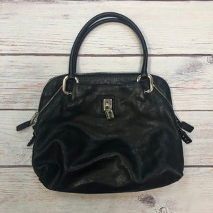 Primary Photo - BRAND: MARC JACOBS STYLE: HANDBAG DESIGNER COLOR: BLACK SIZE: LARGE OTHER INFO: AS IS - SILVER SPIKES AND LOCK SKU: 178-17853-474