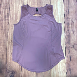 Primary Photo - BRAND: 90 DEGREES BY REFLEX STYLE: ATHLETIC TANK TOP COLOR: PURPLE SIZE: M SKU: 178-178187-1050