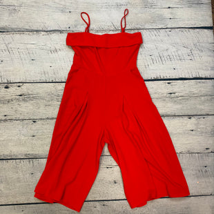 Primary Photo - BRAND: SODA STYLE: JUMPER SLEEVELESS COLOR: RED SIZE: S OTHER INFO: JUMPER SKU: 178-178102-62204