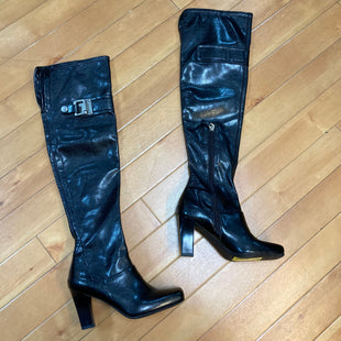 Primary Photo - BRAND: FRANCO SARTO STYLE: BOOTS KNEE COLOR: BLACK SIZE: 6 SKU: 178-178160-15916