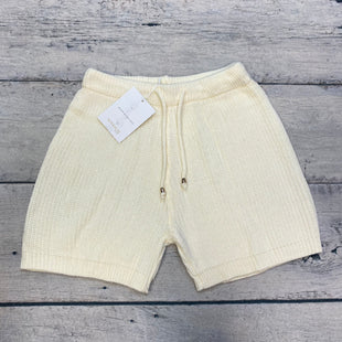 Primary Photo - BRAND:  MORRISDAYSTYLE: SHORTS COLOR: CREAM SIZE: L OTHER INFO: MORRISDAY - NEW! KNIT SKU: 178-178212-3320