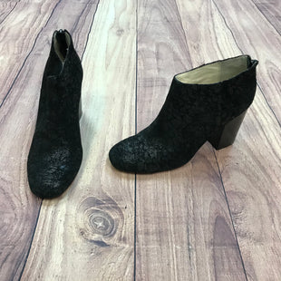 Primary Photo - BRAND:  CMB STYLE: BOOTS ANKLE COLOR: BLACK SIZE: 7.5 OTHER INFO: BETTYE MULLER - METALLIC SHIMMER SKU: 178-178102-56704