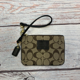 Primary Photo - BRAND: COACH STYLE: WRISTLET COLOR: MONOGRAM SKU: 178-17883-15203
