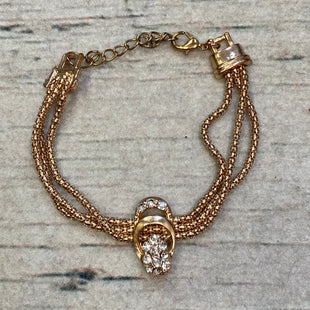 Primary Photo - STYLE: BRACELET COLOR: GOLD OTHER INFO: DIAMOND JEWELS/MULTI CHAINS SKU: 178-17853-896
