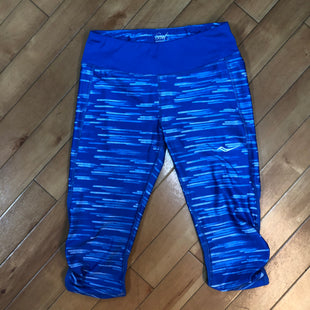 Primary Photo - BRAND: SAUCONY STYLE: ATHLETIC PANTS COLOR: BLUE SIZE: L SKU: 178-17853-368