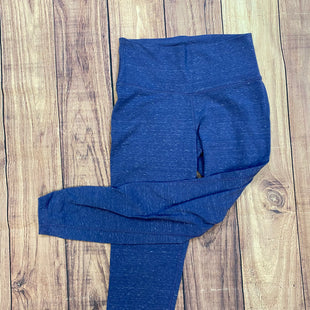 Primary Photo - BRAND: OLD NAVY STYLE: ATHLETIC CAPRIS COLOR: BLUE SIZE: M SKU: 178-178102-56876