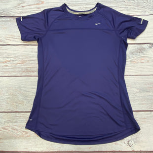 Primary Photo - BRAND: NIKE STYLE: ATHLETIC TOP SHORT SLEEVE COLOR: PURPLE SIZE: M SKU: 178-178212-5666