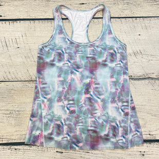 Primary Photo - BRAND: ATHLETA STYLE: ATHLETIC TANK TOP COLOR: TIE DYE SIZE: XS OTHER INFO: WHITE/PURPLE/GREEN/PINK SKU: 178-178102-63192