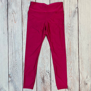 Primary Photo - BRAND: ATHLETA STYLE: ATHLETIC PANTS COLOR: RASPBERRY SIZE: L OTHER INFO: TALL SKU: 178-178102-61339
