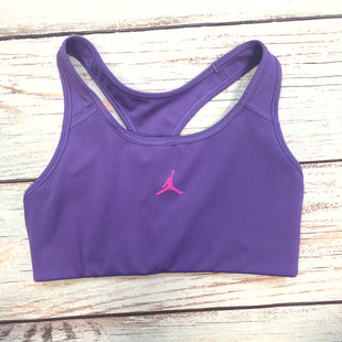 Primary Photo - BRAND: NIKE STYLE: BRA COLOR: PURPLE SIZE: S OTHER INFO: PINK LOGO SKU: 178-178212-6184