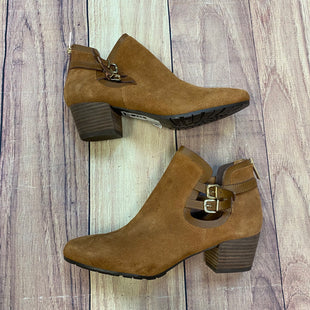 Primary Photo - BRAND:    REACTIONSTYLE: BOOTS ANKLE COLOR: BROWN SIZE: 8 OTHER INFO: REACTION - SKU: 178-178102-53059