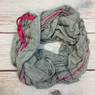 Primary Photo - BRAND: LULULEMON STYLE: SCARF COLOR: GREY OTHER INFO: INFINITY SKU: 178-178212-4821