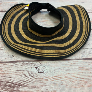 Primary Photo - BRAND: SAN DIEGO HAT COMPANYSTYLE: HAT COLOR: STRAW OTHER INFO: SAN DIEGO HAT COMPANY - NEW! BLACK/TAN TOPLESS SKU: 178-178212-5378