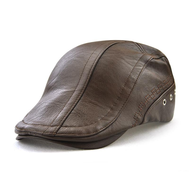 Men's Fashion Embroidery All-match Cap