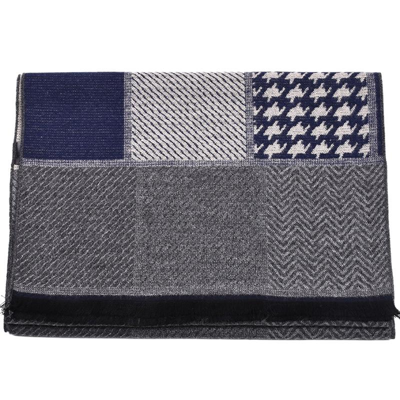Men's Soft Classic thermal Scarf