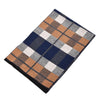 Men's Warm And Color Matching Plaid Scarf