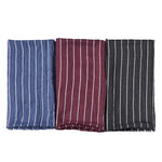 Men's Fashion Striped Fringed Scarf