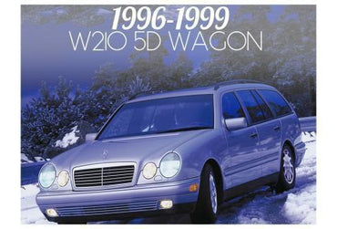1996-1999 MERCEDES E CLASS W210 5 DOOR WAGON - PRE-FACELIFT