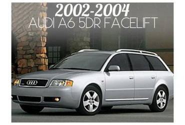 2002-2004 AUDI A6 C5 5 DOOR WAGON FACELIFT