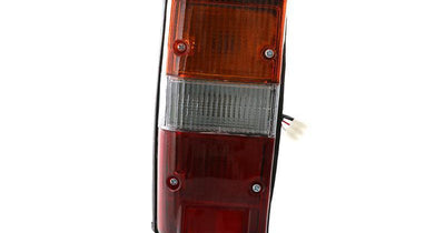 1980-1989 Toyota Land Cruiser J60 FJ60 FJ62 BJ60 HJ60 HJ61 BJ62 HJ62 USR OE Style Replacement Tail Light Set-Lighting-Unique Style Racing- Description Fitment • 1980-1989 Toyota Land Cruiser 60 Series (Including J60 FJ60 FJ62 BJ60 HJ60 HJ61 BJ62 HJ62) Features • OE Style Replacement Tail Lights SET - Includes Housing, Wiring, Connectors, Bulbs and Lens for you at an affordable price! • Polycarbonate Lens provide UV Protection and a High Impact Resistance • Simple Plug And Play - No Error After I