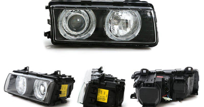 "1992-1999 BMW E36 3 Series DEPO P36 Projector Angel Eye GLASS Lens Headlight Optional UHP LED Halo Rings-Lighting-DEPO- Description #matty {padding: 10px;width: 100%;height: auto; background-color: #eeeeee;}#matty p{font-family: Gotham, ""Helvetica Neue"", Helvetica, Arial, ""sans-serif"";font-size: 13px;}#matty h1{font-family: Gotham, ""Helvetica Neue"", Helvetica, Arial, ""sans-serif"";font-size: 18px; color: #CC9900;}#matt {padding: 10px;width: 100%;height: auto; background-color: #ffffff;}#matt p{fo"