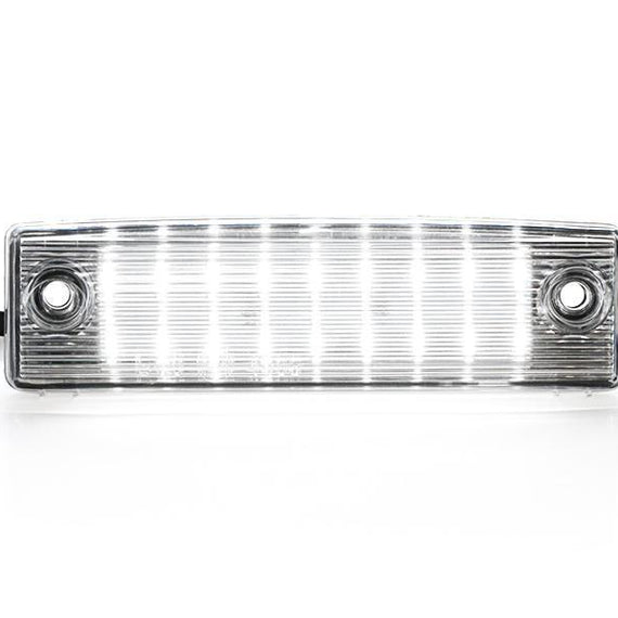 1996-2021 Toyota 4 Runner / 2008-2019 Toyota Sequoia x2 18 SMD Super BRIGHT White LED License Plate Light Assembly