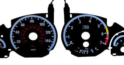 "1997-2003 BMW E39 NON-M5 5 Series / 1995-2001 BMW E38 7 Series / 2000-2006 BMW E53 X5 - E92 M3 Style Glow Gauge Face Overlay Set-Interior Accessories-Unique Style Racing- Description #matty {padding: 10px;width: 100%;height: auto; background-color: #eeeeee;}#matty p{font-family: Gotham, ""Helvetica Neue"", Helvetica, Arial, ""sans-serif"";font-size: 13px;}#matty h1{font-family: Gotham, ""Helvetica Neue"", Helvetica, Arial, ""sans-serif"";font-size: 18px; color: #CC9900;}#matt {padding: 10px;width: 100%;"