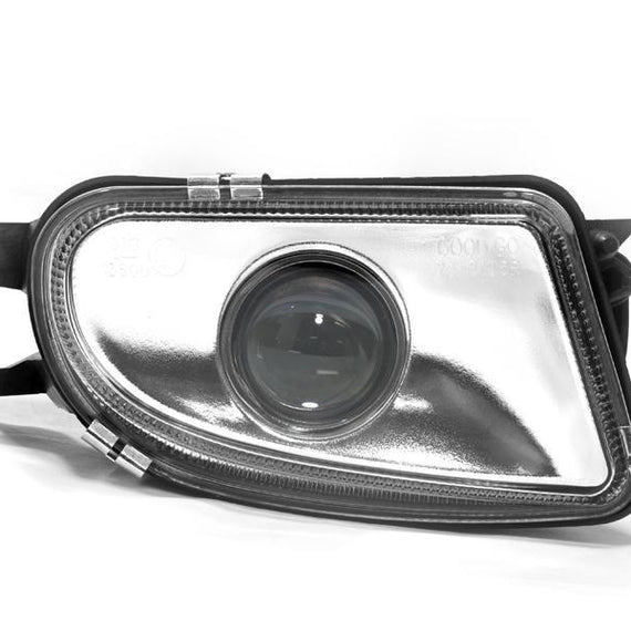 1998-2000 Mercedes SLK Class R170 Projector Glass Lens Fog Light Set