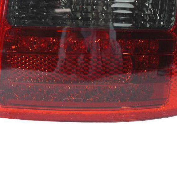 1998-2004 Audi A6 / S6 / RS6 C5 5 Door Wagon / 2001-2005 Allroad Red/Smoke LED Rear Tail Light Made by DEPO