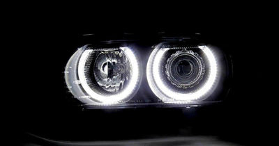 "2001-2003 BMW E39 5 Series DEPO Angel Eye Halo Projector Headlight With Optional LED Ring For Factory Halogen Models-Lighting-DEPO- Description #matty {padding: 10px;width: 100%;height: auto; background-color: #eeeeee;}#matty p{font-family: Gotham, ""Helvetica Neue"", Helvetica, Arial, ""sans-serif"";font-size: 13px;}#matty h1{font-family: Gotham, ""Helvetica Neue"", Helvetica, Arial, ""sans-serif"";font-size: 18px; color: #CC9900;}#matt {padding: 10px;width: 100%;height: auto; background-color: #ffffff"