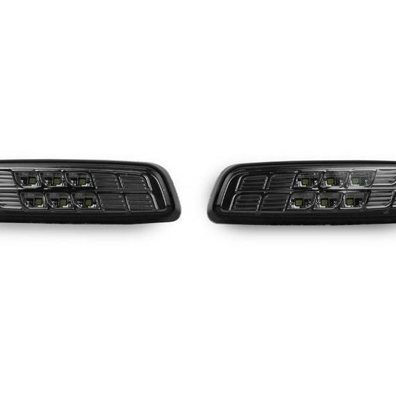 2001-2005 Lexus IS300 Clear or Smoke Front LED Bumper Side Marker Lights