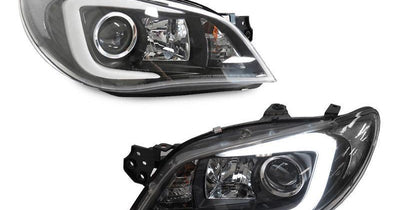 "2006-2007 Subaru Impreza / Impreza WRX ""C"" LED D2S Xenon HID Model Projector Headlight with Clear Corner Reflector (USR Special Edition)-Lighting-Unique Style Racing- Description #matty {padding: 10px;width: 100%;height: auto; background-color: #eeeeee;}#matty p{font-family: Gotham, ""Helvetica Neue"", Helvetica, Arial, ""sans-serif"";font-size: 13px;}#matty h1{font-family: Gotham, ""Helvetica Neue"", Helvetica, Arial, ""sans-serif"";font-size: 18px; color: #CC9900;}#matt {padding: 10px;width: 100%;heig"